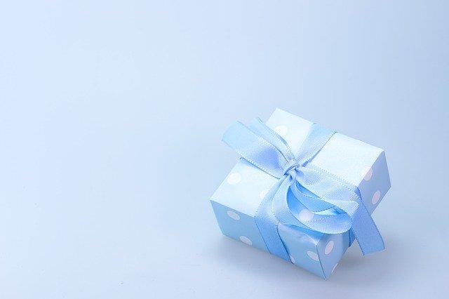 小さなプレゼント