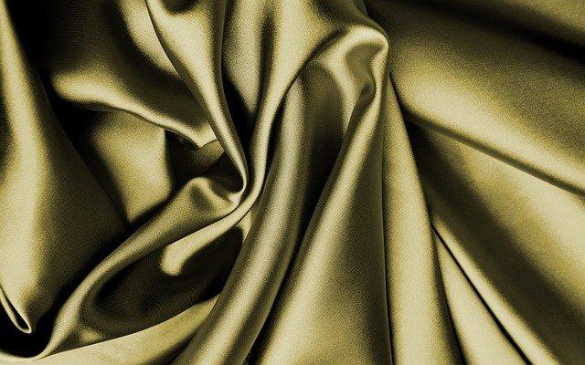ゴールドシルクの画像