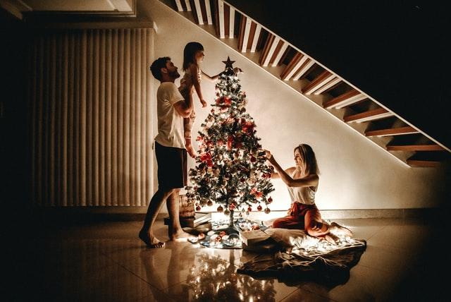 クリスマスと家族