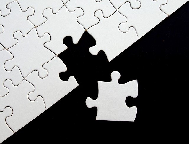 パズルとピース